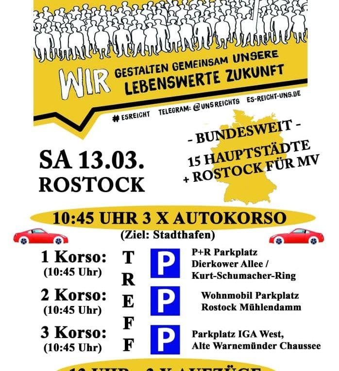 Online-Flyer jetzt reichts Rostock
